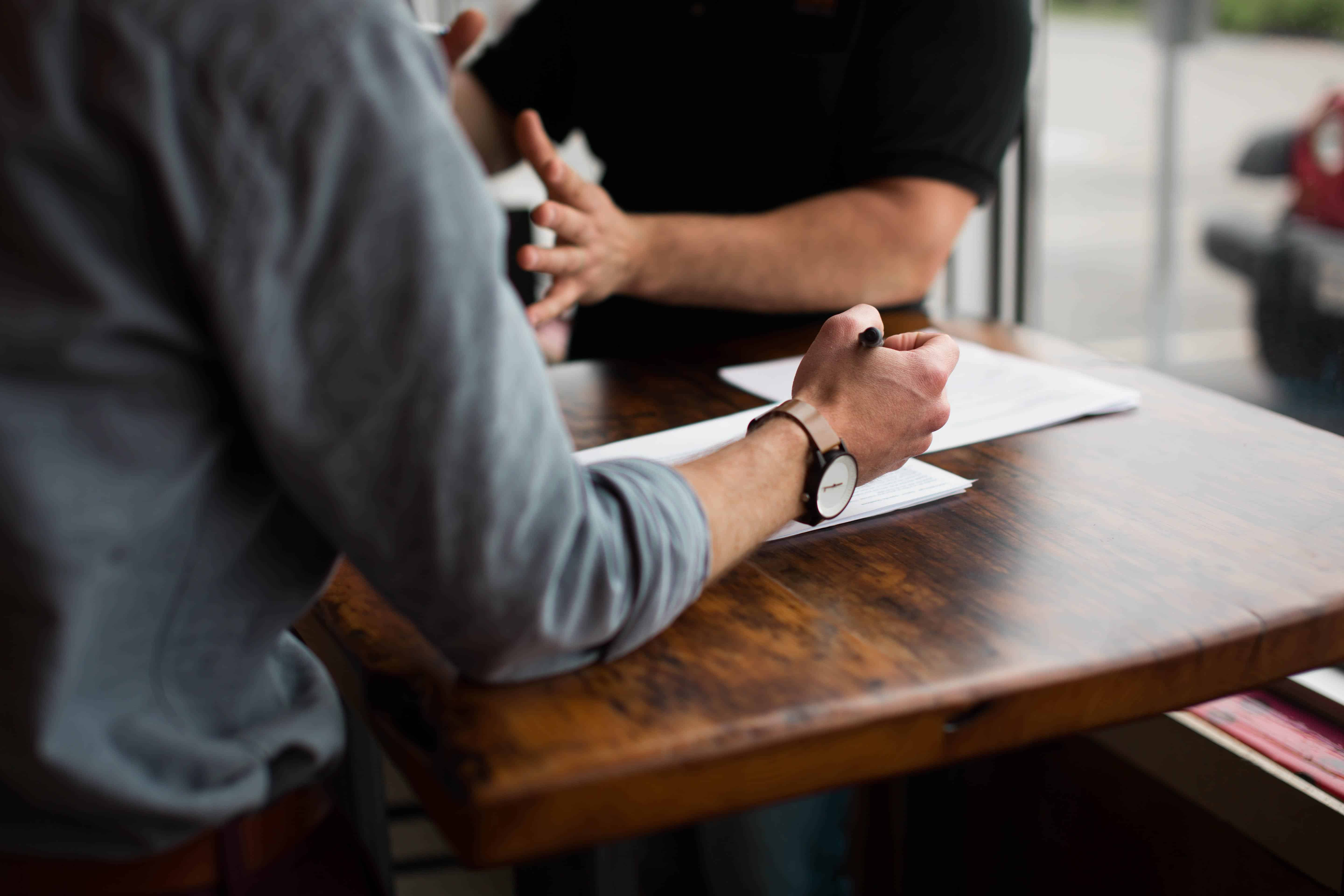 What do recruiters look for in a resumé at first glance? - SourceMatch