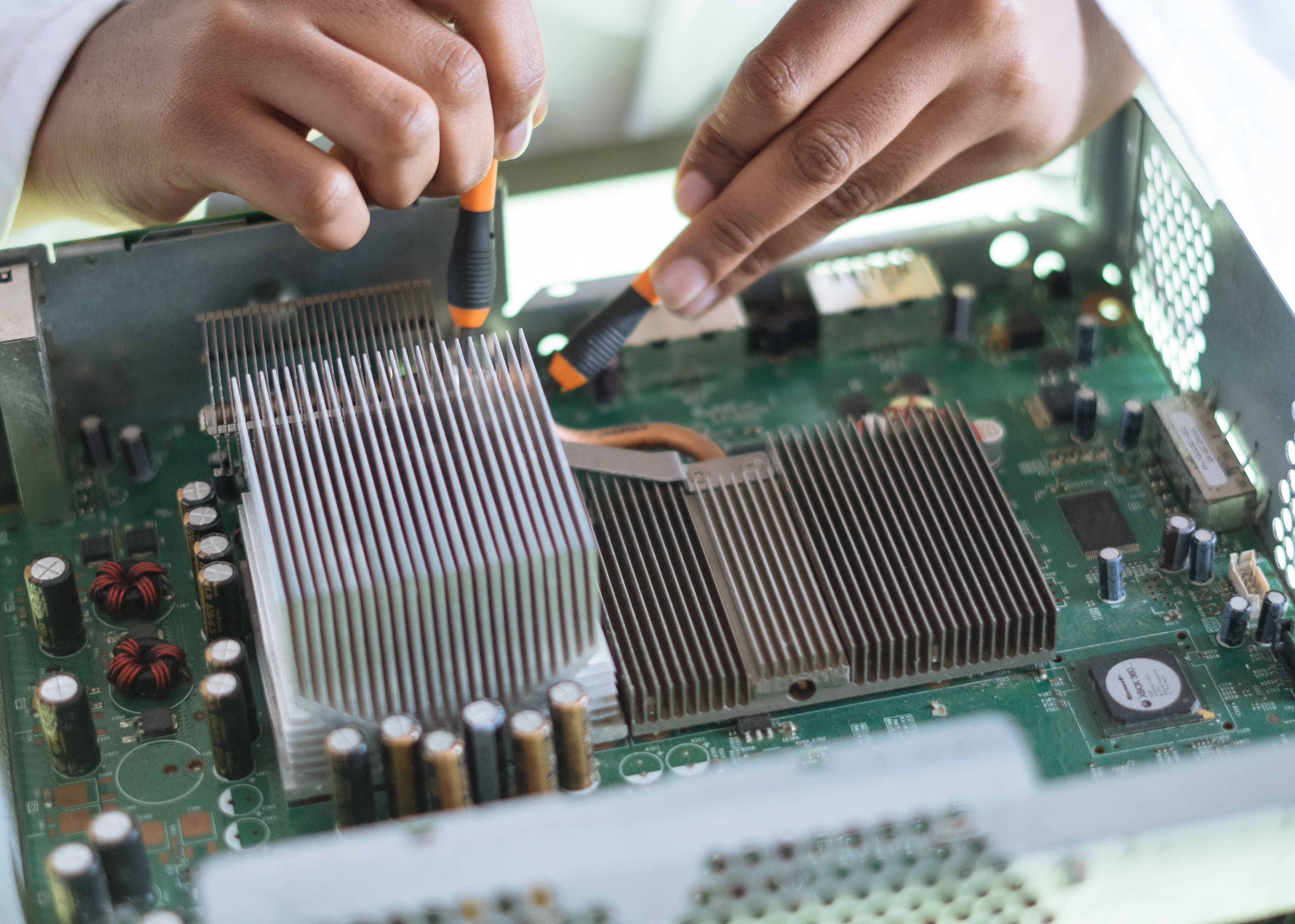 Electrical/Electronics, Manufacturing, Information Technology